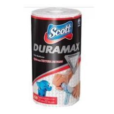 Pano para Limpeza Multiuso Scott Duramax com 58 Panos (20,1 x 21,5cm)