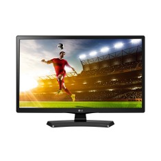 "TV LED 19,5"" LG 20MT48DF-PS 1 HDMI USB Frequência 60 Hz"