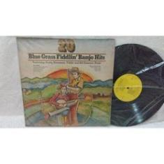 Imagem de Lp 20 Blue Grass Fiddlin Banjo Hits - Disco de Vinil