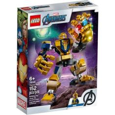 Imagem de Lego Marvel - Robô Thanos - Super Heroes 76141