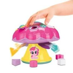 Imagem de Cogumelo Playskool My Little Pony C/ Blocos - Divertoys