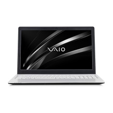 "Notebook Vaio Fit 15S Intel Core i7 7500U 7ª Geração 8GB de RAM HD 1 TB 15,6"" Windows 10 VJF155F11X-B1511W"