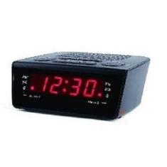 Imagem de Rádio Relógio Com Alarme Fm/Am Le-627