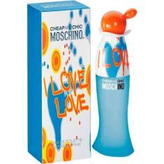 Imagem de Perfume Moschino I Love Love EDT 100ML