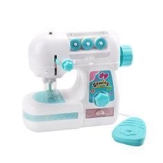 Imagem de Simulação Mini Máquina De Costura Infantil Brinquedo Interessante Educacional