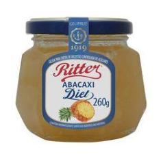 Imagem de Geleia Diet De Abacaxi 260g - Ritter