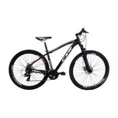 Bicicleta Cairu 21 Marchas Aro 29 Suspensão Dianteira Freio a Disco Mecânico CRX