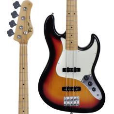 Imagem de Baixo 4 Cordas Jazz Bass Tagima Woodstock TW73 SB Sunburst
