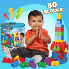 Imagem de Mega Bloks Sacola De 80 Blocos Fisher Price Mattel