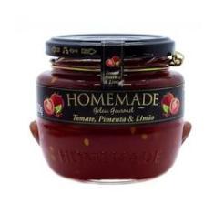 Imagem de Geleia de Tomate, Pimenta e Limão 320g - Homemade