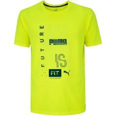 Imagem de Camiseta Puma Performance Graphic SS - Masculina Puma Masculino