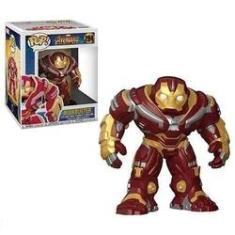 Imagem de Boneco Funko Pop Homem De Ferro Hulkbuster Vingadores Guerra