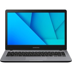 "Notebook Samsung Essentials Intel Celeron 3865U 4GB de RAM HD 500 GB 14"" Windows 10 E25s"