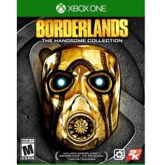 Jogo Borderlands Handsome Collection Xbox One 2K