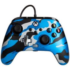 Controle Xbox Series Enhanced Wired Mettalic - Power A