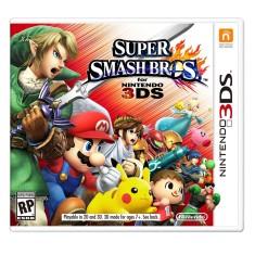 Jogo Super Smash Bros Nintendo 3DS