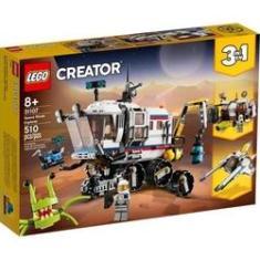Imagem de Carro Lunar Explorador - Lego Creator 31107