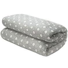 Imagem de Cobertor Solteiro 1,50 x 2,20 Estampada Loft Flannel Camesa