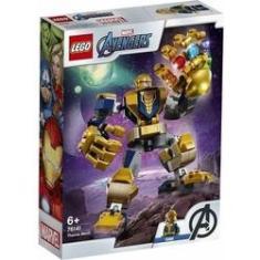 Imagem de Lego 76141 Super Heroes - Marvel - Avengers - Robô Thanos
