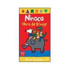 Imagem de VHS Ninoca - Hora de Brincar