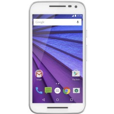Smartphone Motorola Moto G G 3ª Geração XT1543 8GB Qualcomm Snapdragon 410 13,0 MP 2 Chips Android 5.1 (Lollipop) Wi-Fi 3G 4G