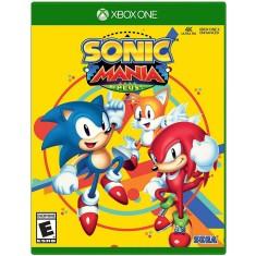 Jogo Sonic Mania Plus Xbox One Sega