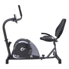 Imagem de Bicicleta Ergométrica Horizontal Residencial MAG 5000 H - Dream Fitness