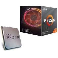 Processador AMD Ryzen 7 3700X Cache 32MB 3.6GHz (4.4GHz Max Turbo) AM4, Sem Vídeo - 100-100000071BOX