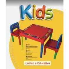 Imagem de Mesa Infantil Desmontável Em Plástico Tritec