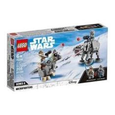 Imagem de Lego Star Wars 205 Pçs AT-AT Vs Tauntaun Microfighter 75298