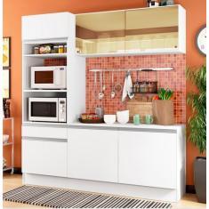 Cozinha Compacta 6 Portas 1 Gaveta Diamante Madesa