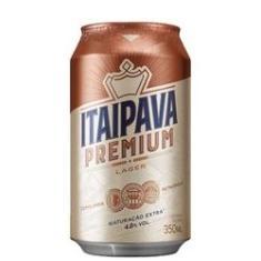Imagem de Cerveja Itaipava Premium Lata 350ml