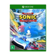 Jogo Team Sonic Racing Xbox One Sega