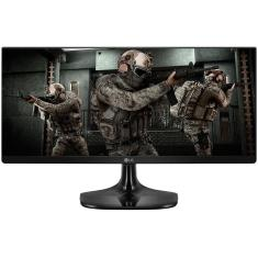 "Monitor LED IPS 25 "" LG Full HD 25UM58G"