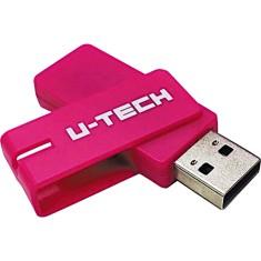 Pen Drive U-Tech 8 GB USB 2.0 PD8GB