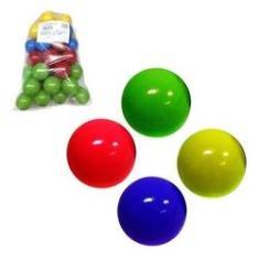 Imagem de 50 Bolinhas Coloridas Ideal para Piscina de Bolinhas