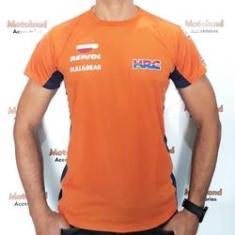 Imagem de Camiseta Honda Repsol Dry Fit Laranja