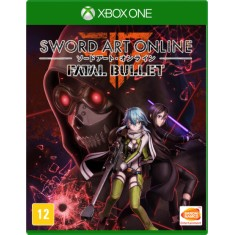 Imagem de Jogo Sword Art Online Fatal Bullet Xbox One Bandai Namco
