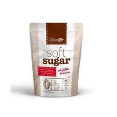 Imagem de Adoçante Natural Em Pó Vegano Diabéticos Culinário Forno ou Fogão Chocolife Soft Sugar 500g Original