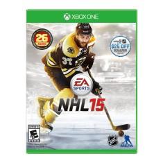 Jogo NHL 15 Xbox One EA