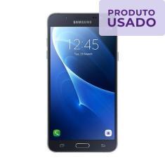 Imagem de Smartphone Samsung Galaxy J7 2016 Metal Usado 16GB Android