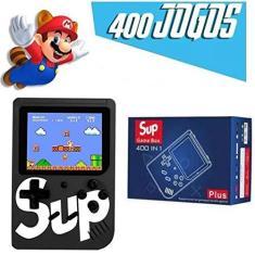 Imagem de Vídeo Game Portátil 400 Jogos Internos Mini Game Sup