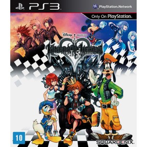 Jogo Kingdom Hearts HD 1.5 Remix PlayStation 3 Square Enix