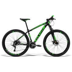 Bicicleta GTSM1 21 Marchas Aro 29 Suspensão Dianteira Freio a Disco Mecânico Ride New TSI