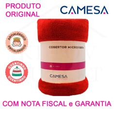 Imagem de Cobertor Coberta Manta Solteiro Microfibra Camesa Inverno