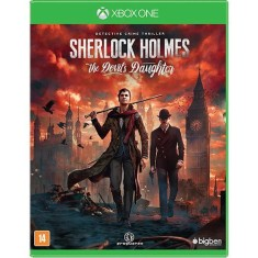 Jogo Sherlock Holmes The Devil's Daughter Xbox One Big Ben