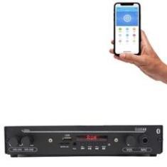 Imagem de Receiver Para Som Ambiente Bluetooth Mic 2ch Rca Usb