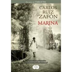 Imagem de Marina - Zafón, Carlos Ruiz - 9788581050164