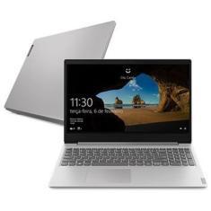 "Notebook Lenovo IdeaPad S145 Ideapad Intel Celeron N4000 15,6"" 4GB HD 500 GB SSD 128"