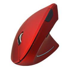 Imagem de Sem fio ergonmico Vertical Mouse 3D Notebook pc Mouse USB sem fio